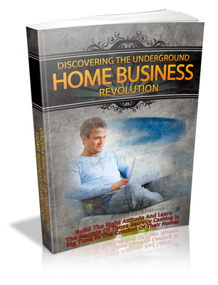 Product picture Home Businesses And Business Opportunities Series MRR