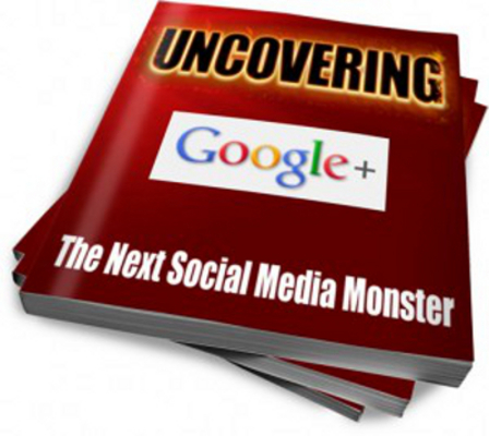 Product picture *NEW* Uncovering Google Plus