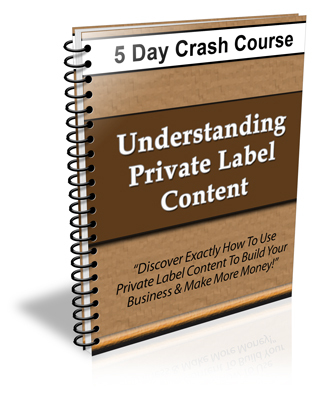 Product picture Understanding Private Label Content